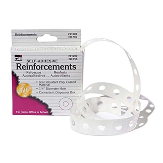Charles Leonard CHL91200 Hole Reinforcements Box Of 200