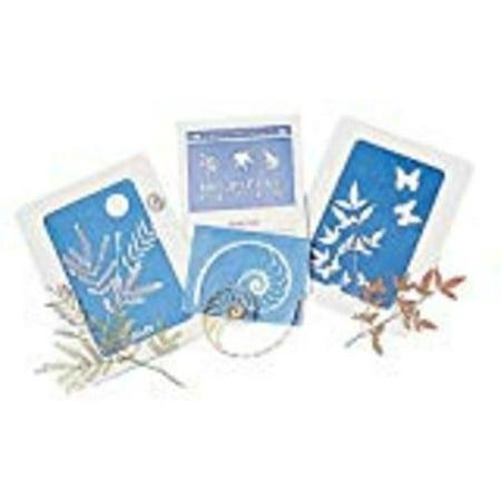 Nature Print Sun-Sensitive Paper Sheets (12 Pack) 5 1/2