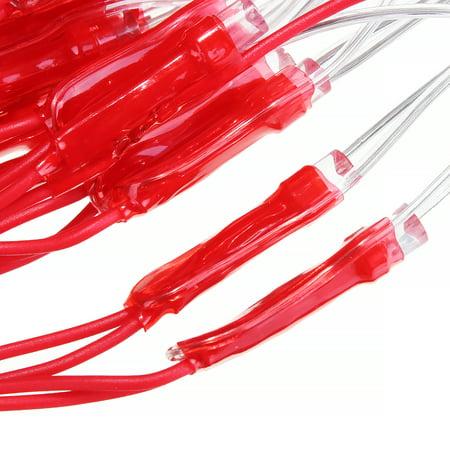 LED Flag Net Lights American For Outdoor Indoor Decoration Waterproof 6.6*3.3FT - image 2 de 8