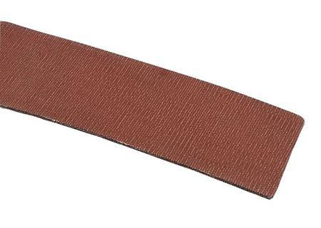 Brown Conveyor Belt W 30 In 3Ply Nitrile