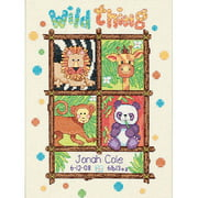 "Dimensions 73250 Baby Hugs Wild Thing Birth Record Counted Cross Stitch Kit - 9""X12"" 14 Count"