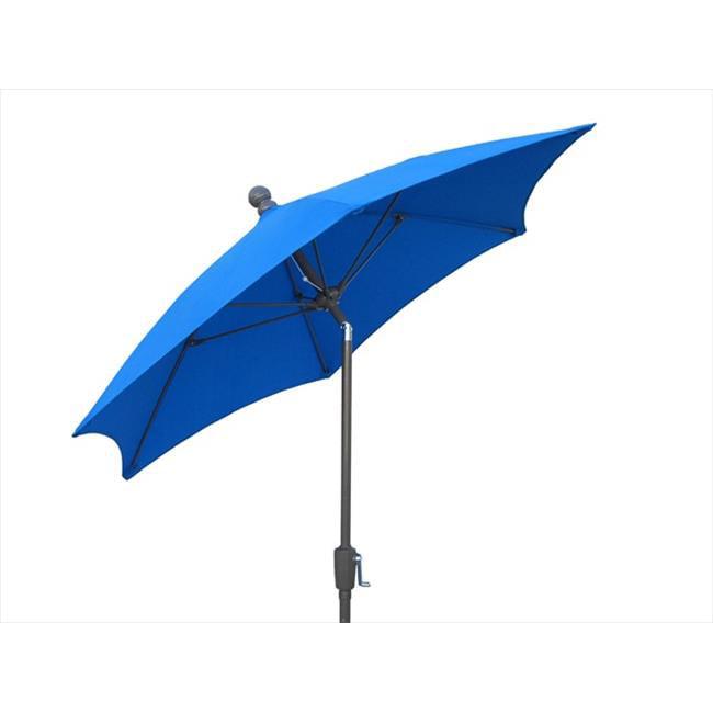 Fiberbuilt Home 9Tcrcb-T-5401 Terrace Umbrella 9 Ft - Pacific Blue