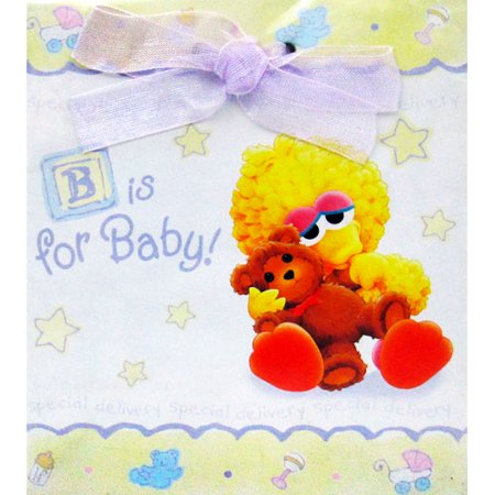 Sesame Street Beginnings 'B is for Baby' Mini Favor Bags (8ct)](Sesame Street Party Bags)