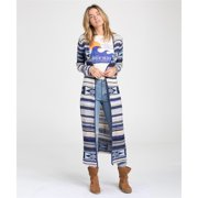 Billabong Women's Fade To Dusk Duster Sweater JV14DFAD