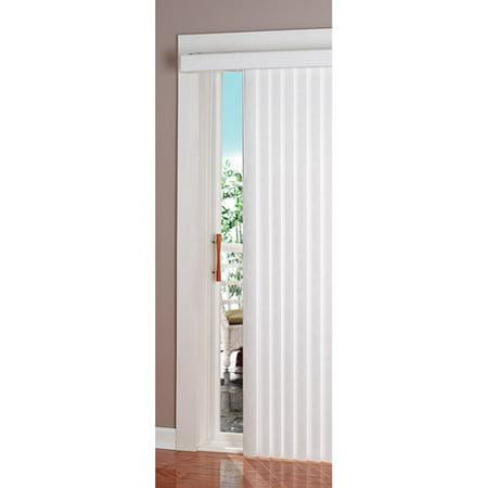 Mainstays Room Darkening Embossed Vertical Blinds 78 Quot X