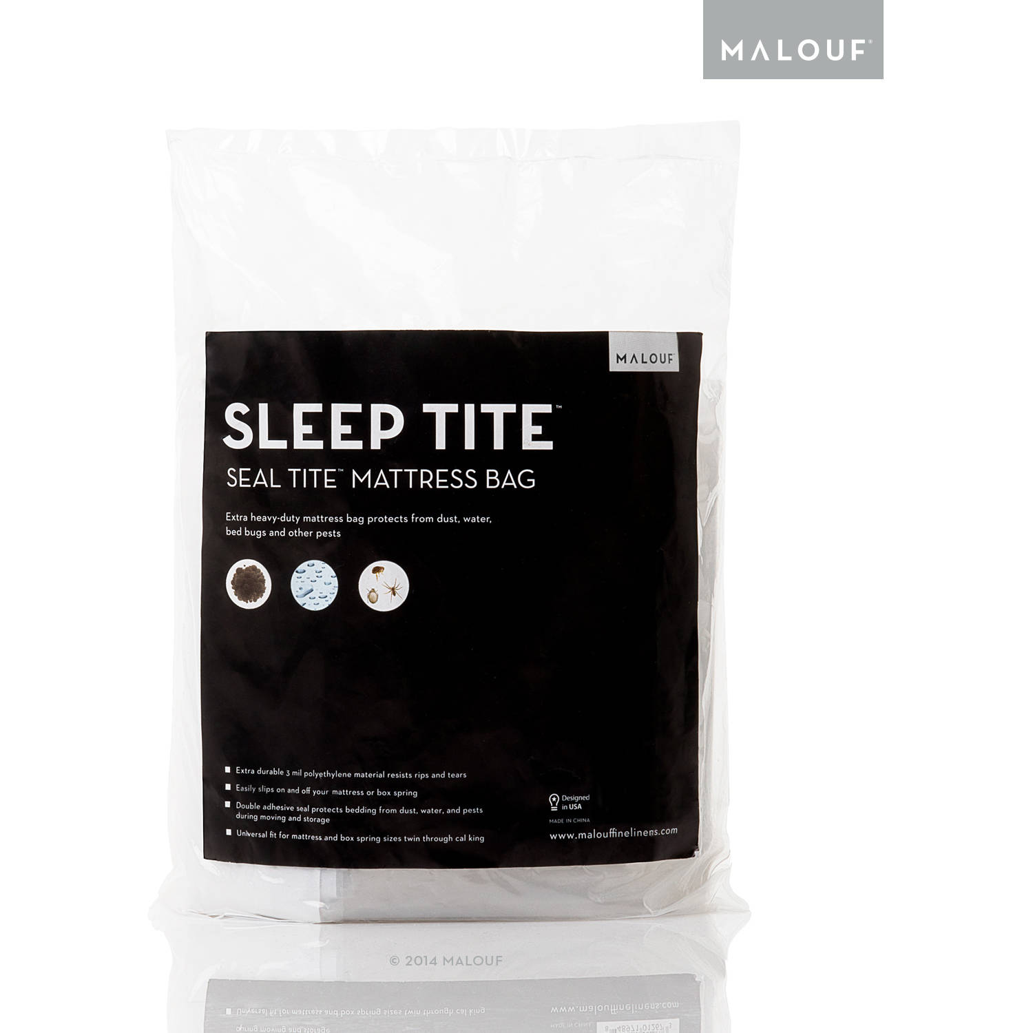 Seal Tite Heavy-Duty Sealable Mattress Storage Bag  sc 1 st  Walmart & Seal Tite Heavy-Duty Sealable Mattress Storage Bag - Walmart.com