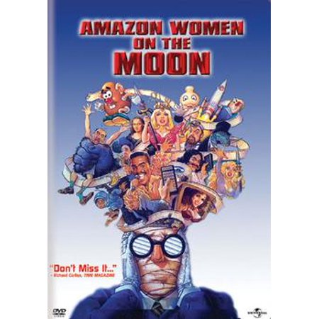Amazon Women On The Moon (DVD)