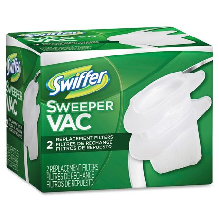 Swiffer Sweep + Vac Vacuum Replacement Filter, 2 Ct
