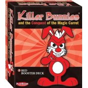 Killer Bunnies Red Conquest Booster by Playroom Entertainment