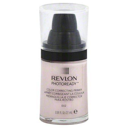 Revlon Waterproof Primer (Revlon Revlon Photoready Color Correcting Primer, 0.91)