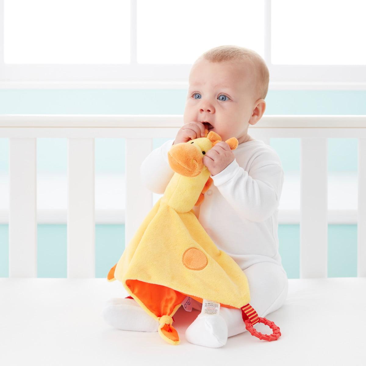 NEW Tommee Tippee Soft Comforter Giraffe Calm Play Toy Puppet Newborn Baby Gift