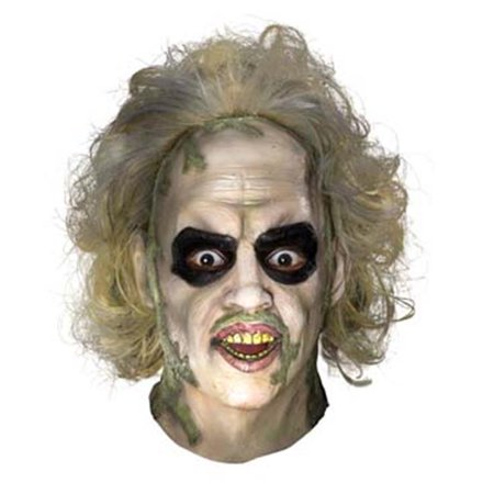 Beetlejuice Ovrhd Latex Mask](Beetlejuice Mask)