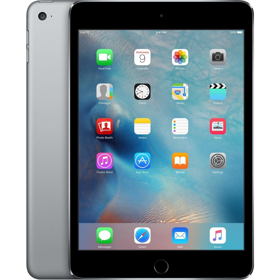 iPad mini 4 Wi-Fi 16GB - Space Gray