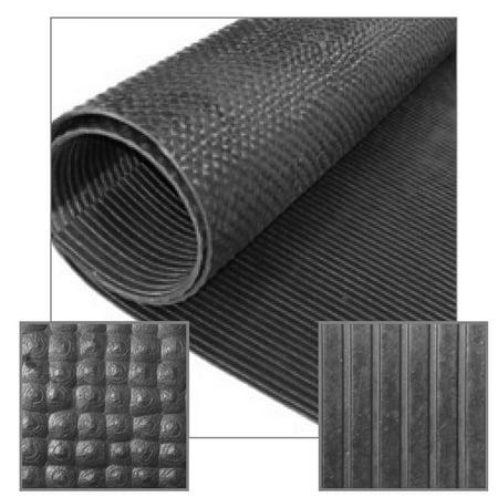 "Ready America RM3660 60"" Pre-Cut Rubber Utility Mat"
