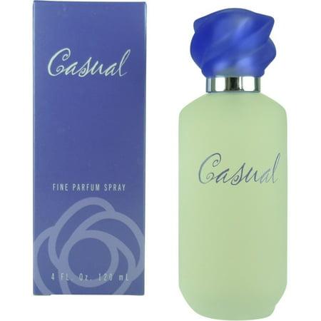 2 Pack - Casual By Paul Sebastian Fine Parfum Spray for Women 4 oz