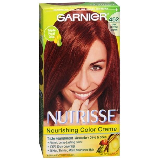 Garnier Nutrisse Haircolor 452 Chocolate Cherry Dark Reddish Brown 1 Each Pack Of 2 Walmart Com Walmart Com,Modern White Kitchen Kitchen Floor Tiles Ideas