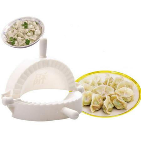 3Pcs Kitchen Plastic Dough Press Maker Dumpling Pie Ravioli Making Mold