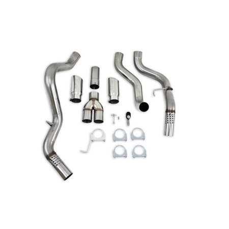 MBRP S6034409 Exhaust System Kit XP Series Diesel Particulate Filter (DPF) Back System  - image 2 of 2
