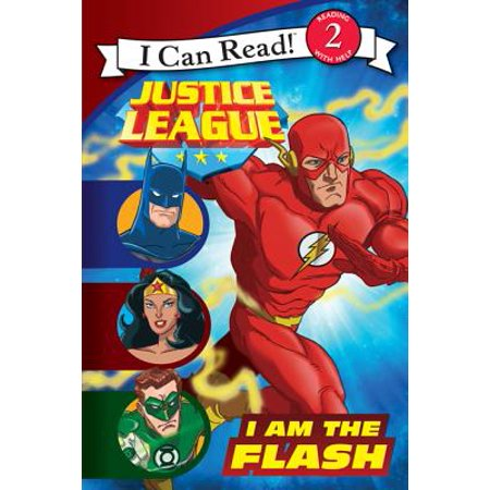 Justice League Classic: I Am the Flash (Paperback) - I Am Okay Halloween