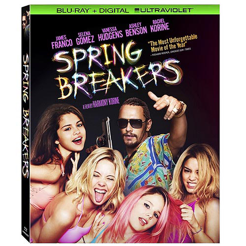 Spring Breakers (Blu-ray) (Widescreen)