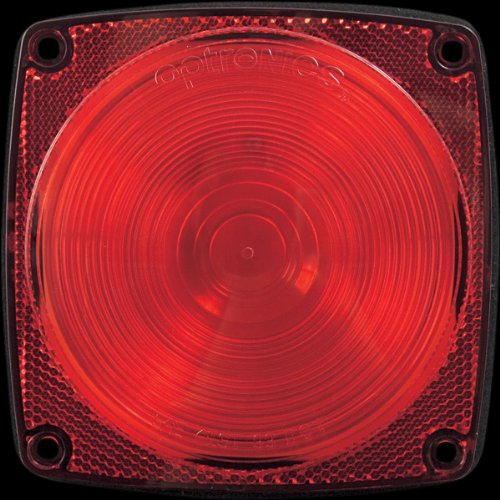 Optronics (A8R) Tail Light Lens