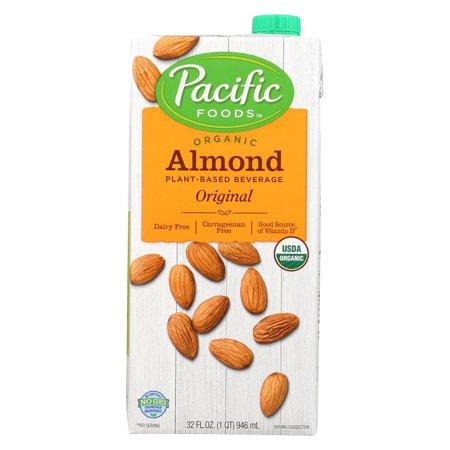 Pacific Natural Foods Almond Original - Low Fat - 32 Fl oz.