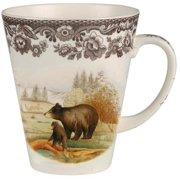 Spode Woodland American Wildlife Mug (Black Bear)
