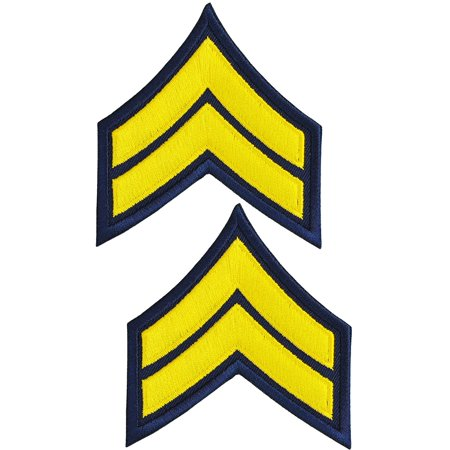 Tactical 365® Operation First Response Uniform Chevrons Corporal Rank 3