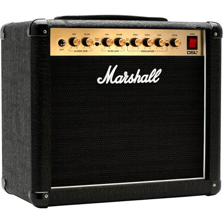 Marshall DSL5CR 5Watt All Valve 2 Channel 1X10