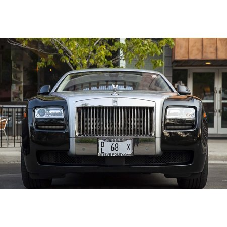 Laminated Poster Vehicle Luxury Rolls Royce Automobile Poster Print 11 x 17 - Vbs Posters