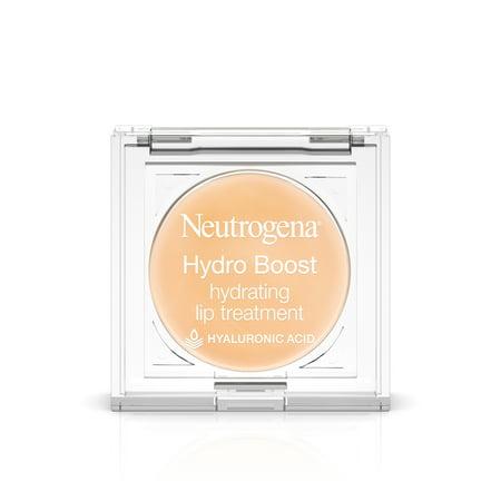 - Neutrogena Hydro Boost Lip Treatment 0.10 Oz