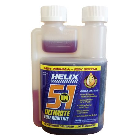 (Helix Racing  5-in-1 Ultimate Fuel Additive 700604500837)