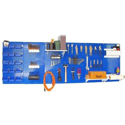 30WRK800 Steel Pegboard Master Workbench Kit