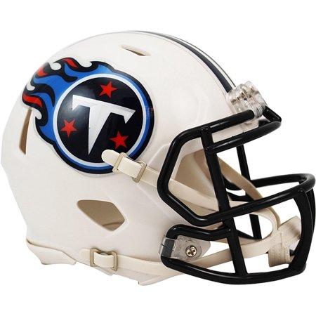 Riddell Tennessee Titans Throwback 1999-2017 Revolution Speed Mini Football Helmet ()