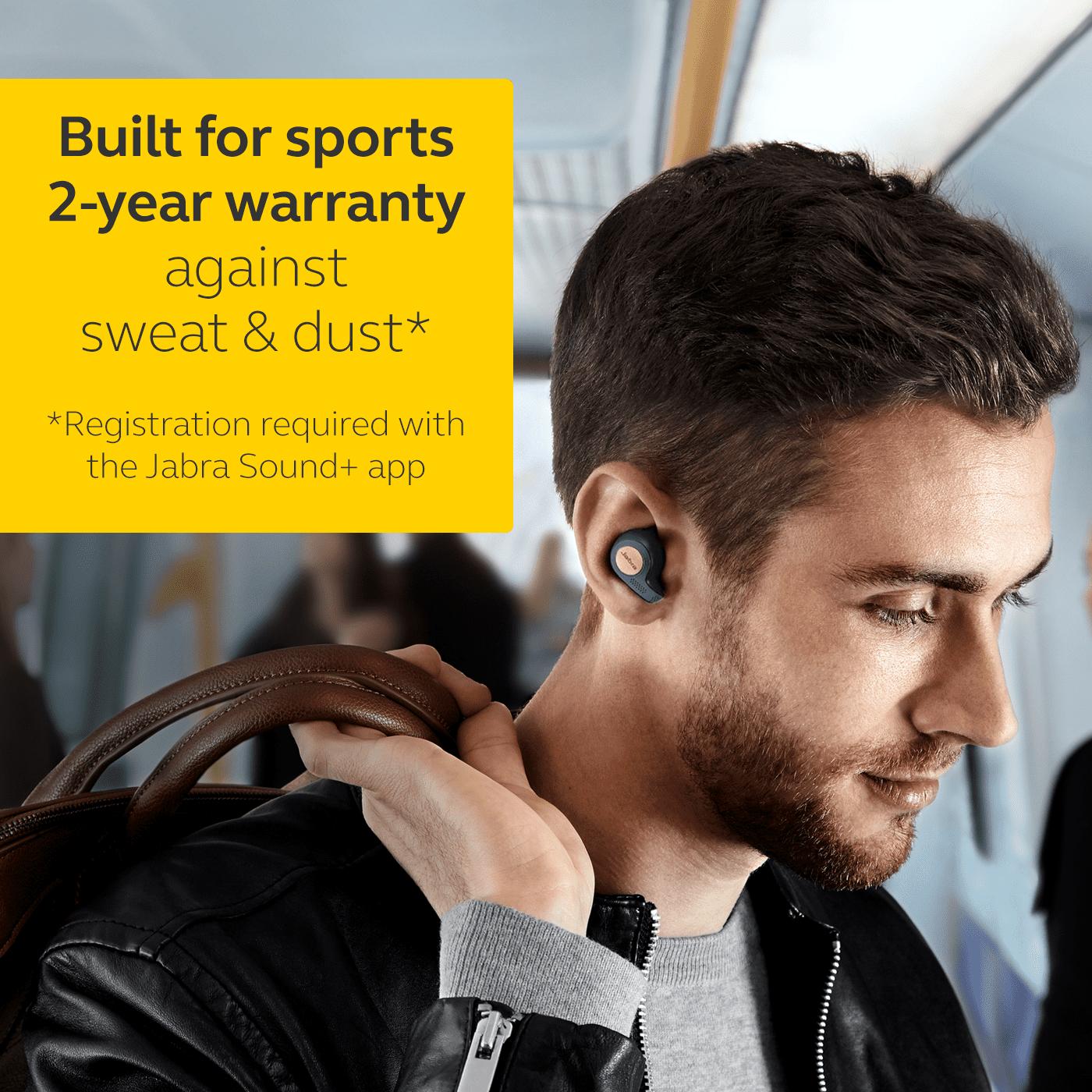 Jabra Elite Active 65t True Wireless Sport Earbuds Walmart Com Walmart Com