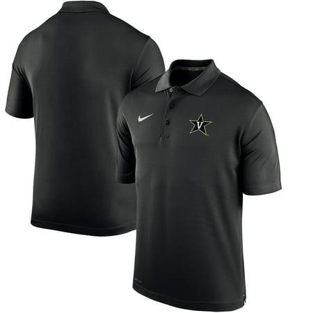 Vanderbilt Commodores Nike Varsity Performance Polo - Anthracite