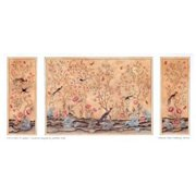 Dollhouse 6 Pack Wallpaper: Chinoiserie Panels