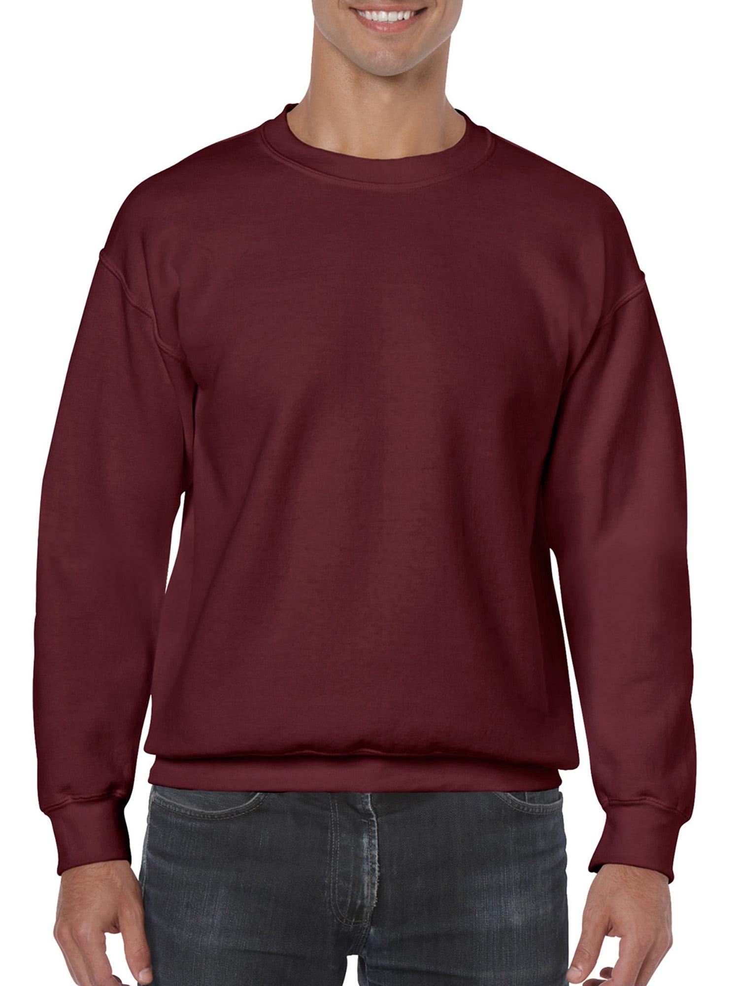 Big Mens Crewneck Sweatshirt