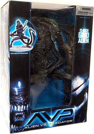 McFarlane Alien vs Predator Alien vs. Predator Movie Grid Alien 12 Inch Action Figure by