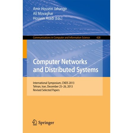 Computer Networks and Distributed Systems - eBook