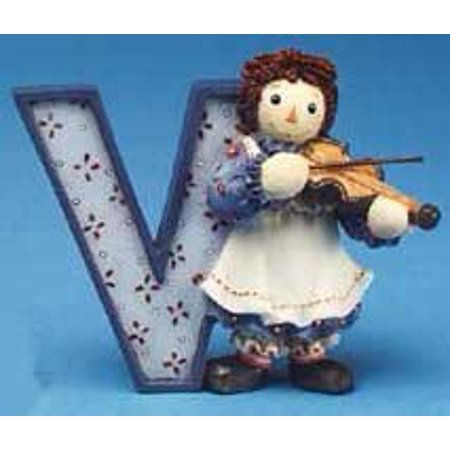 Raggedy Ann and Andy - V Is For Violyn, By Raggedy Ann Andy