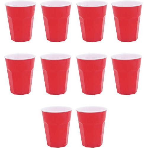 19 oz Double Wall Tumbler, 10-Pack