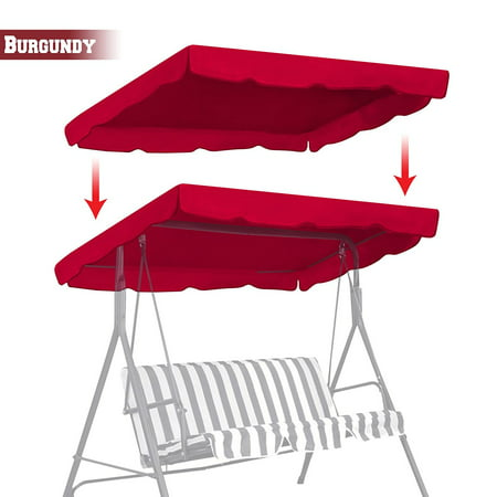 65 Quot X45 Quot Swing Canopy Replacement Porch Top Cover New Only