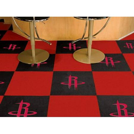Fanmats NBA 18 x 18 in. Carpet Tiles