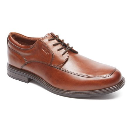 Mens Rockport Essential Details Ii Apron Toe Oxford