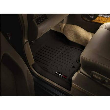 Weather Tech 440141 07 09 Lexus Rx350 06 08 Lexus Rx400h 04 06 Rx330 06 07 Highlander Front Floorliner  Black