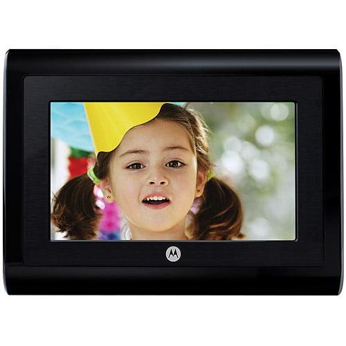 Motorola Ls700 7 Digital Photo Frame Walmartcom