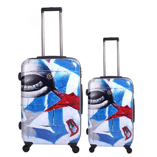 Neocover Luggage-Summer Docks - 2pc Set