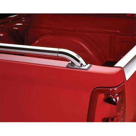 Putco 59894 Ssr Locker Side Rails - Toyota Tundra Crewmax Cab 2007 - - Bed Putco Ssr Locker
