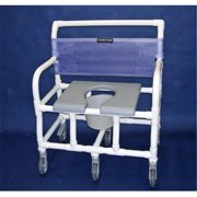 Anthros Medical N30PBBJ-C00-5ULN CHAIR  30in.  STATIC ARMS  MESH COVER  PH22 W/PAIL  5in. CST (2L  2NL)